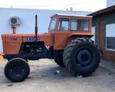 Tractor Fiat 700 con Comando Hidraulico