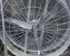 Ventiladores Avicolas - Equipamiento Granjas