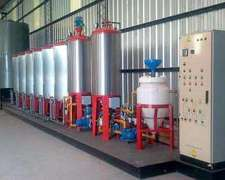 Biodiesel, Planta para Autoconsumo