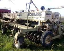 Sembradora Schiarre - año 2011