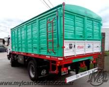 Carrocería Meyer Lipschitz Puerta Libro Para Camión