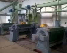 Planta Producción de Aceite y Expeler de Oleaginosos