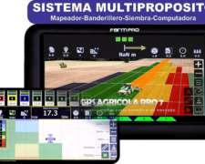 Mapeador Banderillero Satelital Farmpro