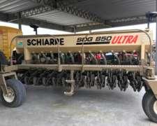 Schiarre Sdg 850 Ultra De 13 Surcos A 35 A Placa Monitor