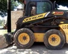 Minicargadora New Holland L 218