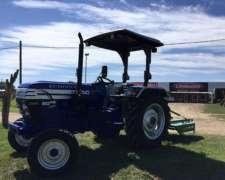 Tractor 45hp Nuevo con Desmalezadora 1.50mts