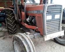 Massey Ferguson 1215 L Simple, con Cabina