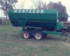 Mixer Montecor Horizontal de 10 MTS3