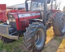 Tractor Massey Ferguson 660