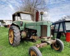 Tractor John Deere 730 Usado