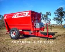 Mixer Ombu AMR 10 Nuevo - 9 de Julio