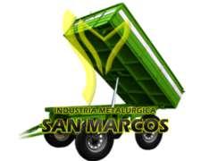Acoplado Volcador Hidraulico - San Marcos