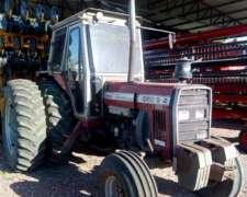 Massey Ferguson 5160 con Duales 18,4x38