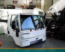Cabinas Ford Cargo 1722 0km Completas Simple/dormt