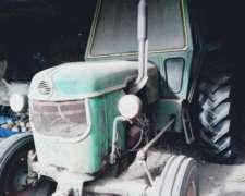 Tractor Deutz D40 con Cabina