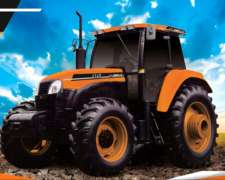 Tractor Zanello 4140 4X4