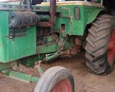 Tractor Deutz A85 año 74 Motor 2114 Reparado, Caja 4ta AYB
