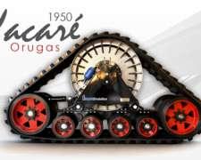 Orugas Yacaré 1950 Franco Fabril