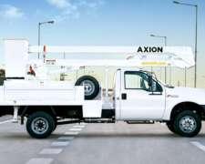 Elevador Hidráulico Axion BR4313
