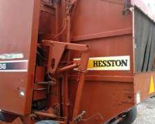 Enfardadora Hesston Rollo 1,80