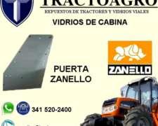 Puerta Zanello Repuestos Tractores, Cosechadoras