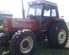 Tractor Fiat 140 - 90 D T Turbo