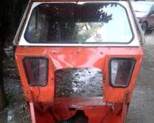 Cabina de Tractor Masey Ferguson