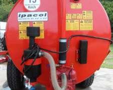 Estercolera Ipacol 4.000 Lts Modelo Dlv 4.0 Rt-16