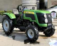 Tractor Viñatero Chery Bylion RD404 45hp 4X4 y 4X2