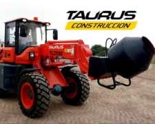 Mezclador de Cemento Mixer Trompo Hormigonera Taurus