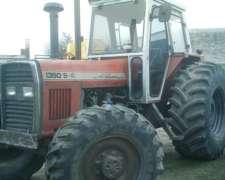 Tractor Massey Ferguson 1360 S4 Doble Traccion