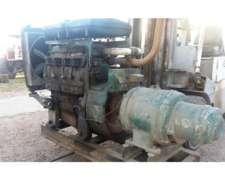 Motor Lister Diesel con Generador Eléctrico. a Revisar