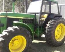 Vendo Tractor John Deere 3550