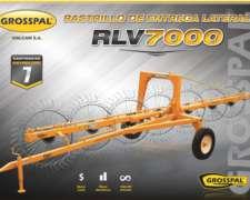 Rastrillo Grosspal RLV 7000