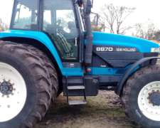 Tractor New Holland 8870