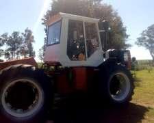 Tractor Zanello 450 con Motor Perkins, año 1990
