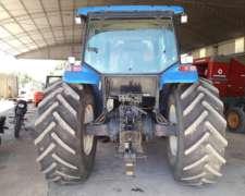 Tractor, New Holland TM 150 Exitus (transmisión Mecánica)