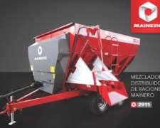 Mezclador Y Distribuidor De Raciones 2911 Y 2921 - Mainero