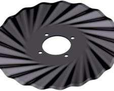 Cuchillas Turbo 20 Ondas 5141 W20 Ingersoll