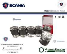 Piston para Scania P94 - DSC9