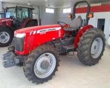 Tractor Massey Fergunson 2625 Doble Tracción