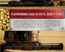 Plataformas Case Ih De Granos Flexible 3020