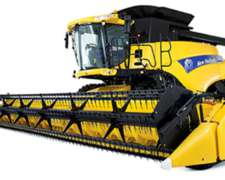 Cosechadora New Holland CR 6.8 Nueva