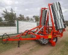 Rolo Triturador M-7500/75 Secman Cuchillas Intercaladas