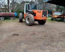 Zanello 650 97 Motor Scania 220