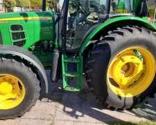 Tractor John Deere 6100d