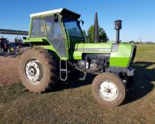 Deutz Fahr AX 100 con Doble Embrague