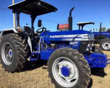 Tractor Farmtrac FT 6060 4wd (60hp)