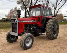 Tractor Massey Ferguson 1215. Fase Dos Turbo.