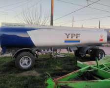 Acoplado Tanque Cisterna Combustible 18.000 Litros